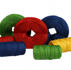 HDPE Assorted Color Rope 0